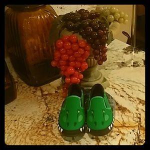 Cat &Jack crocodile loafer size boys 7